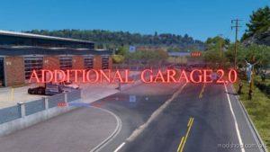 Additional Garage V2.0 for American Truck Simulator
