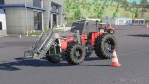 Massey Ferguson 200 Series for Farming Simulator 19