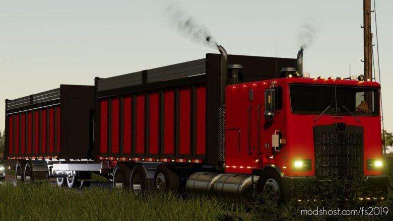 TLX 9000 Rigid Series for Farming Simulator 19