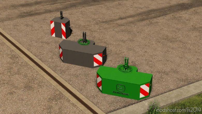 900Kg-2000Kg for Farming Simulator 19