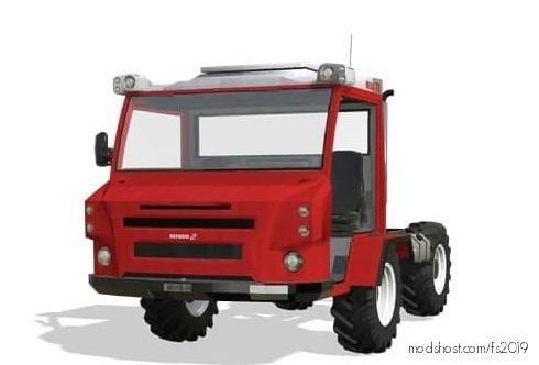 Muli T8 Langer Radstand for Farming Simulator 19