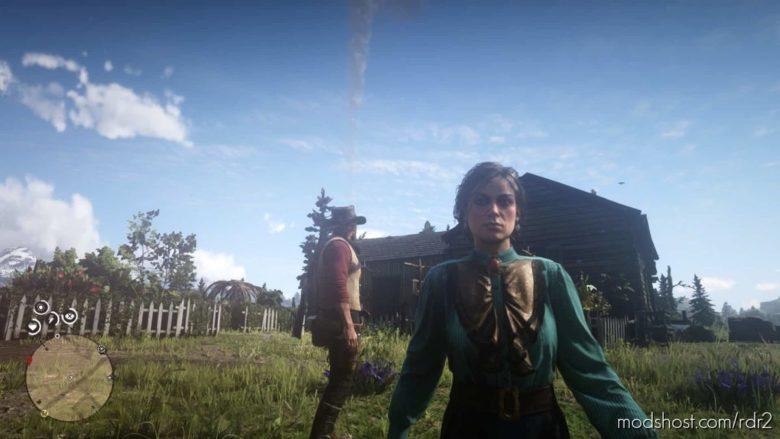 Arthur's Safe House for Red Dead Redemption 2