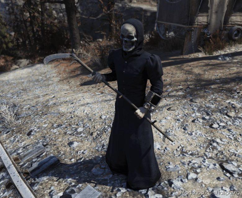 Scythe for Fallout 76