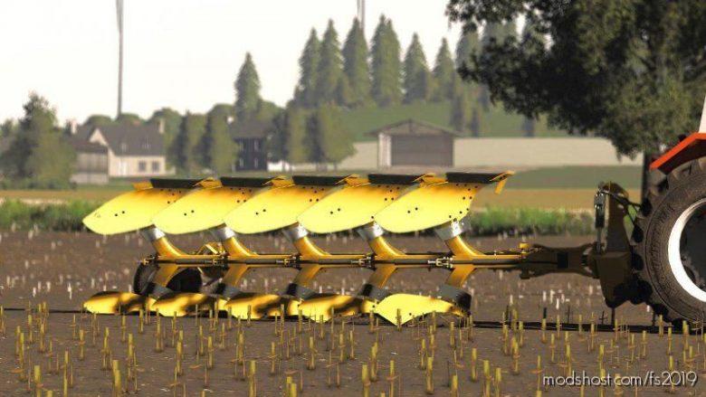 Huard 5 Corps for Farming Simulator 19