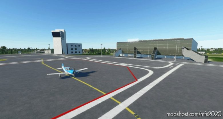 Eyka, Kaunas International Airport V1.1 for Microsoft Flight Simulator 2020
