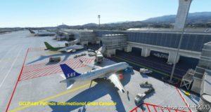 Gclp-Las Palmas International, Gran Canaria for Microsoft Flight Simulator 2020