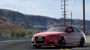 Audi A6 C7 V3 [1.40] for American Truck Simulator