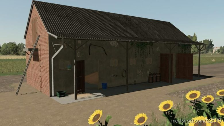 Small Outbuilding for Farming Simulator 19