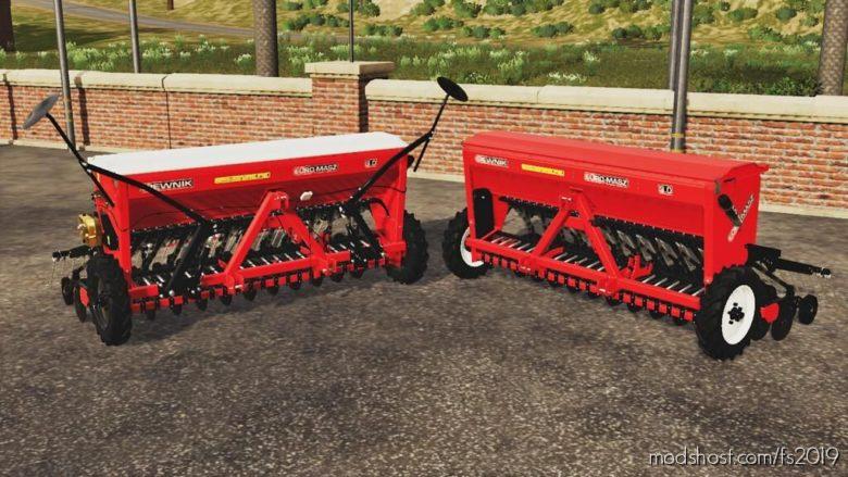 Euro-Masz ST 30 for Farming Simulator 19