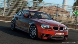 BMW 1M E82 V1R60 [1.40] for Euro Truck Simulator 2