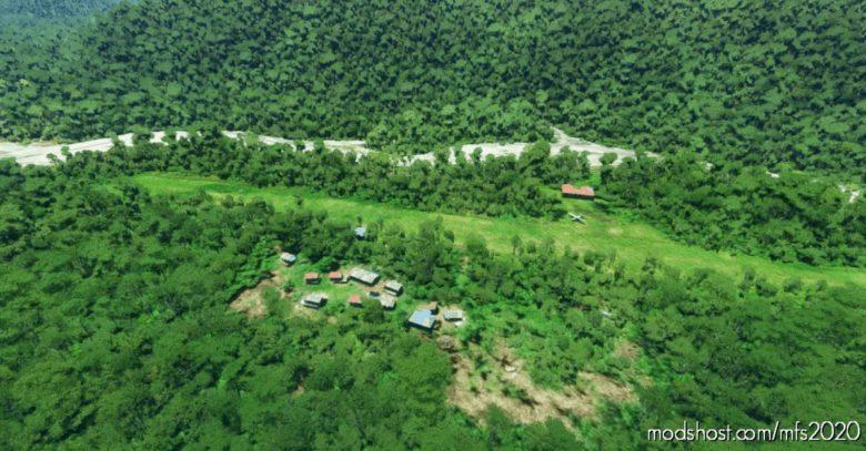Ayqr – Sorimi Airstrip, Papua NEW Guinea for Microsoft Flight Simulator 2020