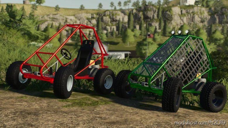 Buggy Kart for Farming Simulator 19