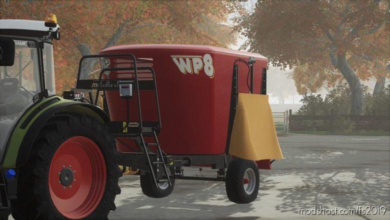 Metaltech WP8 for Farming Simulator 19