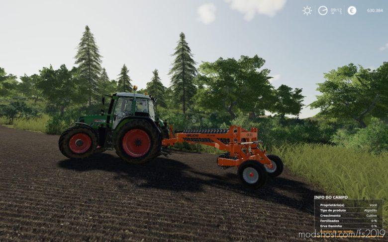 Galucho RC 640 V1.2 for Farming Simulator 19