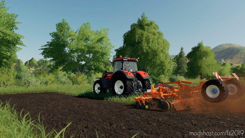 Galucho GDM 600 V1.1 for Farming Simulator 19