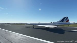 Concorde FS2020 Conversion for Microsoft Flight Simulator 2020