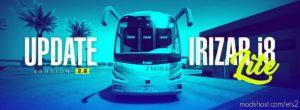 Irizar I8 V2.6 ATS Lite [1.39.X] for Euro Truck Simulator 2
