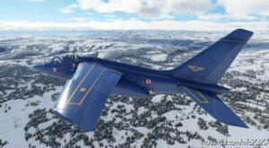 Aeronavale Alpha JET From Bluemesh for Microsoft Flight Simulator 2020