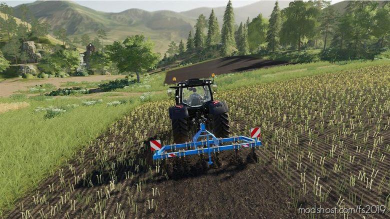 Lemken 11HST for Farming Simulator 19