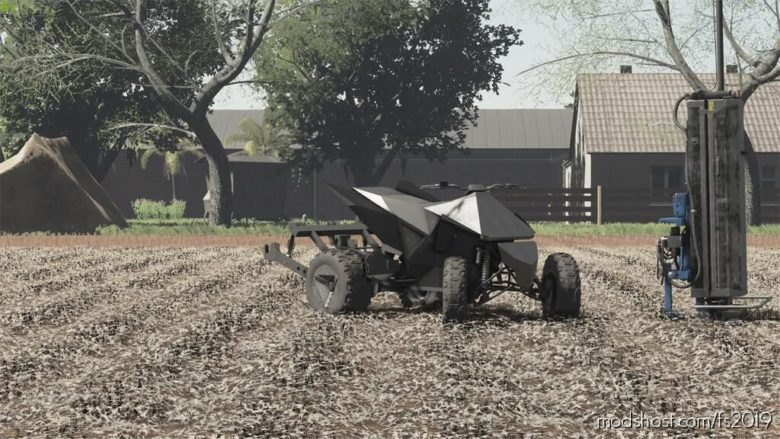 Lizard Tesla Cyberquad for Farming Simulator 19