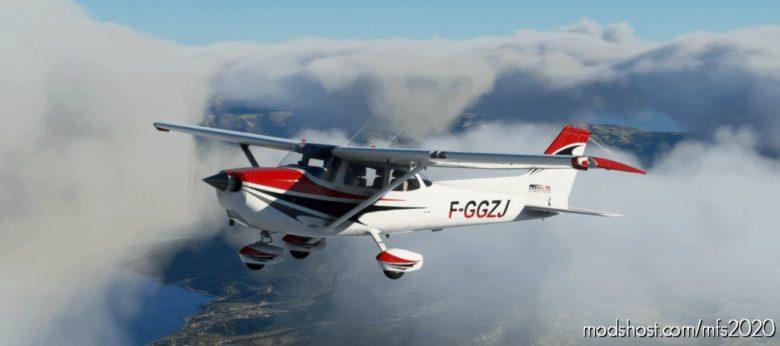 Cessna C172N Aéroclub CE Renault Trucks F-Ggzj for Microsoft Flight Simulator 2020