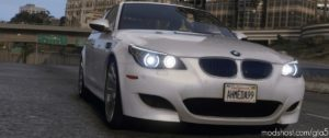 2009 BMW M5 (E60) for Grand Theft Auto V