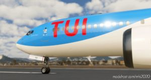 Bredok's 737 MAX | TUI Airways for Microsoft Flight Simulator 2020