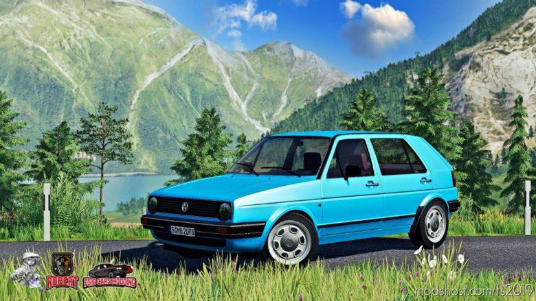 Volkswagen Golf GL 1983 for Farming Simulator 19