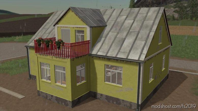 House In Polish Style for Farming Simulator 19