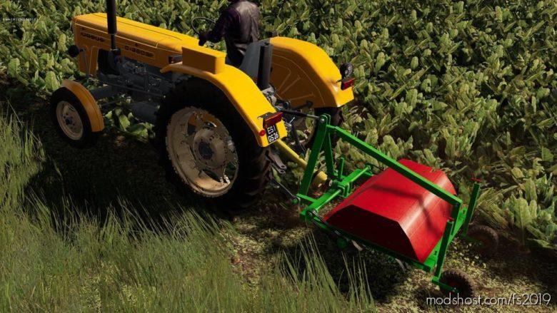 Lizard Beet Machines for Farming Simulator 19