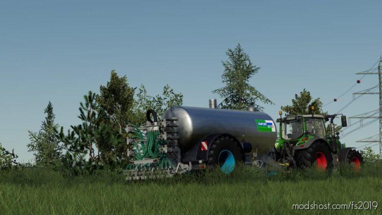 Duport PTW 12500 for Farming Simulator 19