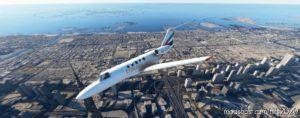 [8K] Citation CJ4 – Emirates – Training Academy for Microsoft Flight Simulator 2020