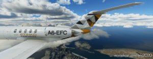 [8K] Citation CJ4 – Etihad – Flight College for Microsoft Flight Simulator 2020