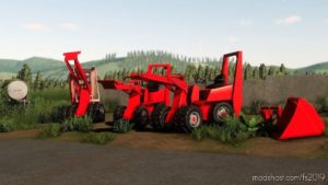 Weidemann 916 V0.9 for Farming Simulator 19