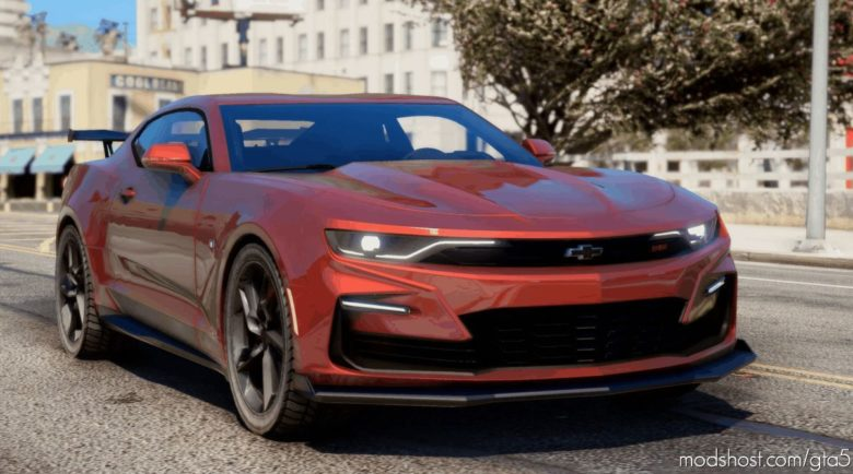 2021 Chevrolet Camaro V1.1 for Grand Theft Auto V