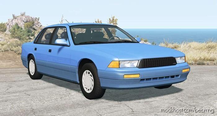 Gavril Grand Marshall I6 V0.9 for BeamNG.drive