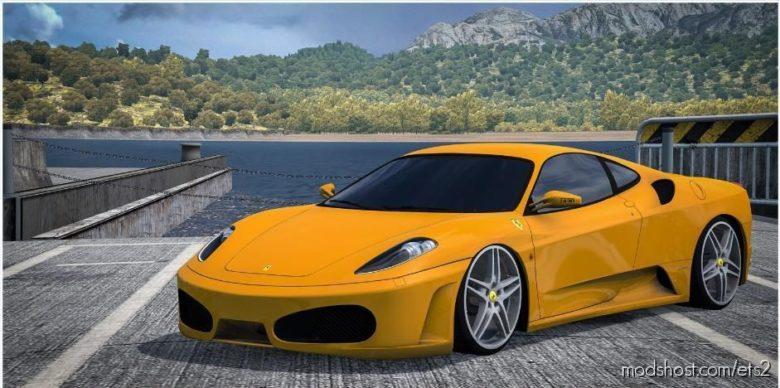 Ferrari F430 [1.39 – 1.40] for Euro Truck Simulator 2