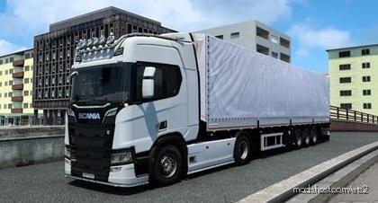 Tirsan Trailer Fixed [1.40] for Euro Truck Simulator 2