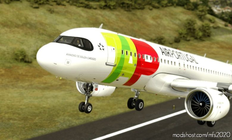 16 K V9.5 TAP Cs-Tvg AIR Portugal V9.5 for Microsoft Flight Simulator 2020