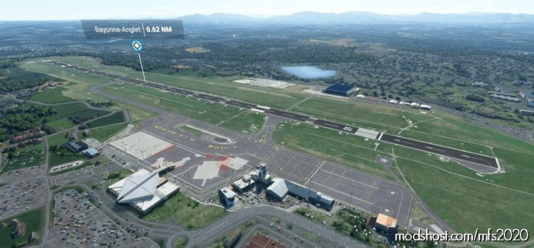 Lfbz – Biarritz Pays Basque for Microsoft Flight Simulator 2020