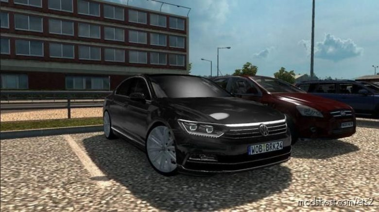 Volkswagen Passat B8 [1.40] for Euro Truck Simulator 2