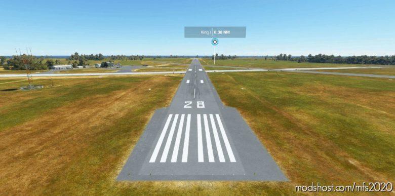 Ykii King Island Tasmania V1.1 for Microsoft Flight Simulator 2020