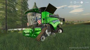NEW Holland CR10.90 With Cutting Unit For Sugar Cane for Farming Simulator 19