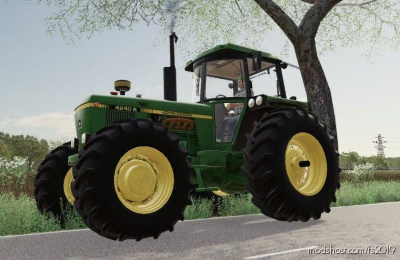 John Deere 4240 S for Farming Simulator 19