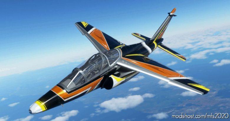 AJ C3D Artjob 2 for Microsoft Flight Simulator 2020