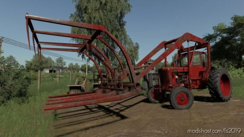 MTZ-5L / MTZ-7 for Farming Simulator 19