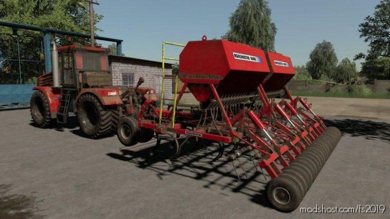 Agromaster-6000 V2.0.2.1 for Farming Simulator 19