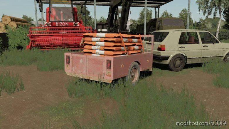 Dwokolka for Farming Simulator 19