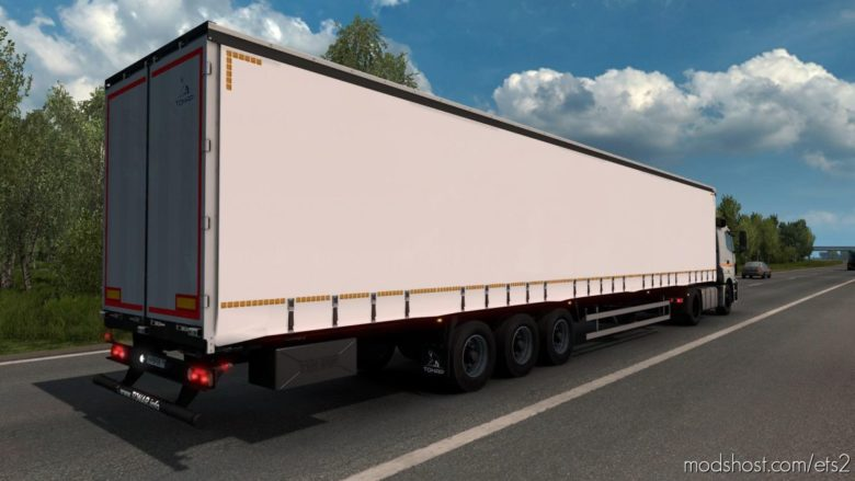 Tonar 9888/98881 [1.39] for Euro Truck Simulator 2