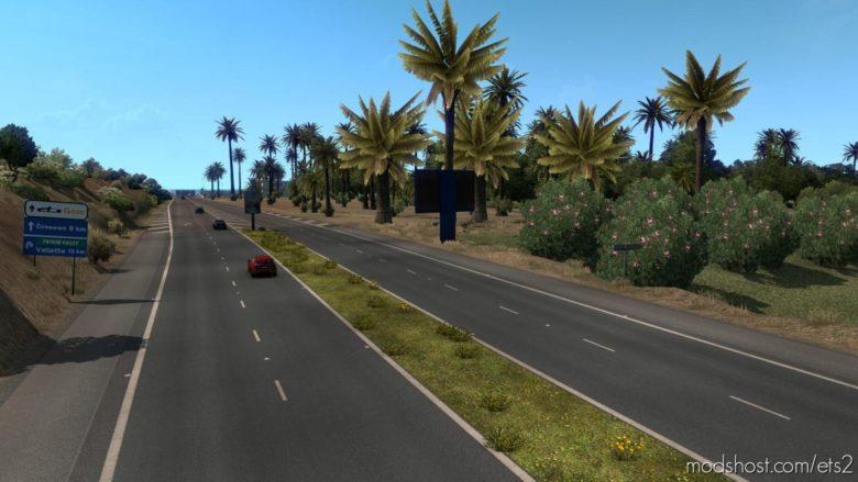 Viva Malta [1.39] for Euro Truck Simulator 2